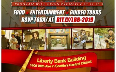 Liberty Bank Building Ribbon Cutting Celebration